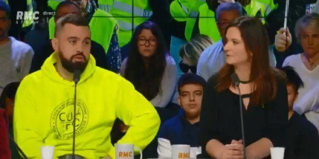 Le gilet jaune Éric Drouet encense l'émission de Schiappa et Hanouna sur