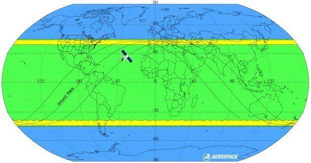 La station spatiale chinoise va-t-elle retomber sur Terre au dessus de la