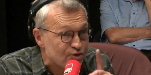 Laurent Ruquier veut qu'on arrête