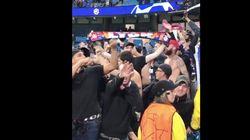 Lyon va expulser à vie ce supporter français après son salut nazi pendant Manchester City -