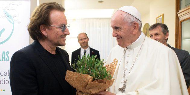 Bono assure avoir vu