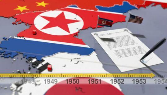 70 ans de tensions américano-coréennes en 3