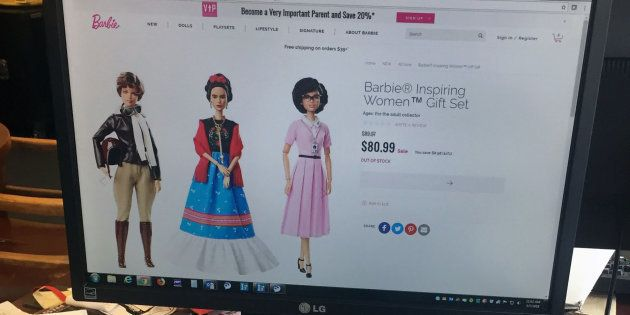 Frida Kahlo en poupée Barbie? Ses descendants refusent la commercialisation du
