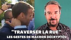 BLOG - 3 gestes qui prouvent que Macron n'était pas aussi méprisant qu'on le croit quand il a conseillé de