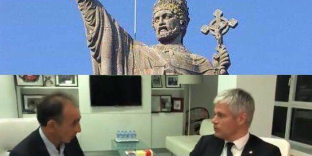 Qui est Urbain II, encensé par Wauquiez devant