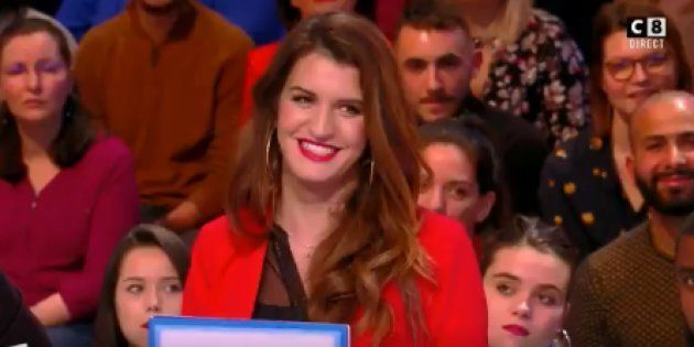 Marlène Schiappa félicite Cyril Hanouna pour sa maîtrise de l'antenne