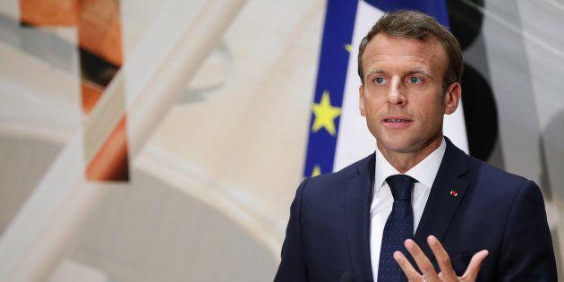 Carte De Leurope Avec La Hollande.L Europe N Est Pas Un Menu A La Carte Lance Macron Aux Pays Qui