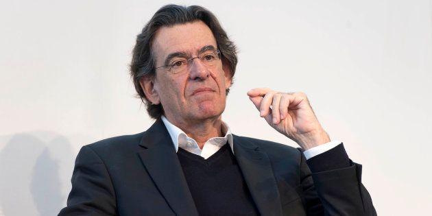 Luc Ferry, philosophe et ancien ministre de la Jeunesse et de l'Éducation nationale, n'a pas été admis...
