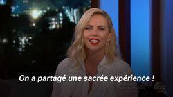Charlize Theron raconte comment sa maman lui a fourni de la