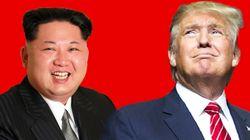 Ces 12 mois d'insultes et de rebondissements ne laissaient pas présager la rencontre entre Trump et Kim Jong