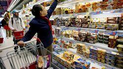 Des centaines d'aliments de grande consommation vous coûteront plus cher dès ce