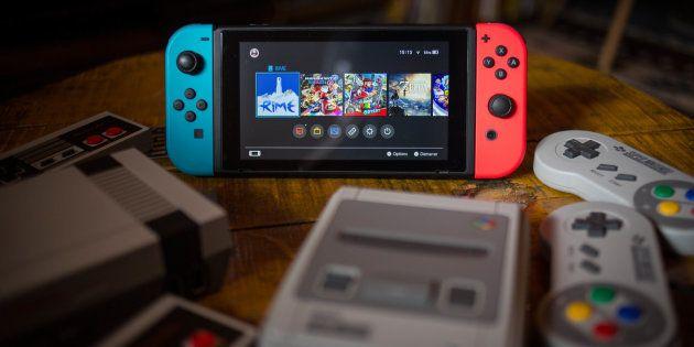 La Nintendo Switch va avoir droit à une deuxième