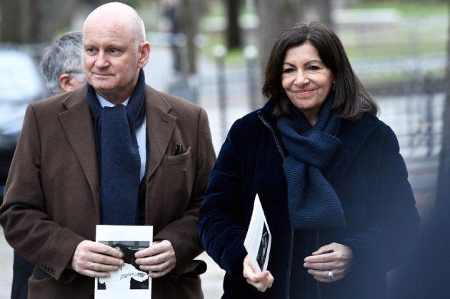 Christophe Girard et Anne