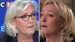 Les arguments de Marine Le Pen contre le changement de nom du FN n'ont pas pris une