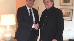 Steve Bannon en Europe pour créer une internationale