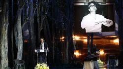 Les hommages émouvants à Michel Legrand au milieu du décor de