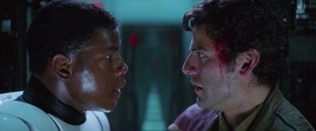 John Boyega a une mauvaise nouvelle pour ceux qui rêvent de voir Finn et Poe en