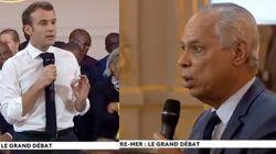 Échange tendu entre Macron et l'ancien ministre de l'Outre-mer de Hollande sur le