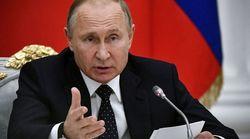 La Russie suspend sa participation à un traité sur le nucléaire en réponse au retrait