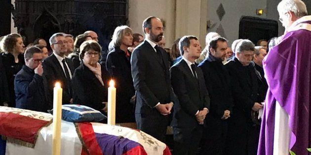Une panne de TGV a empêché Laurent Wauquiez d'être à l'heure aux obsèques du maire de Tourcoing Didier