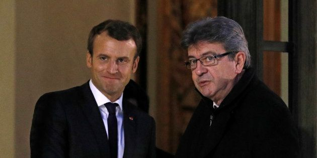 Emmanuel Macron et Jean-Luc Mélenchon se rencontreront mercredi à l'Élysée quinze mois après un premier