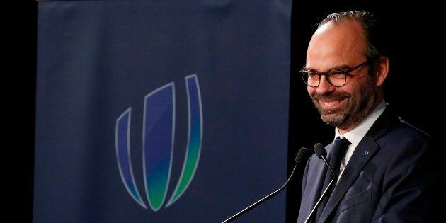 Le gros lapsus d'Édouard Philippe au lancement officiel de l'organisation de la Coupe du monde de rugby