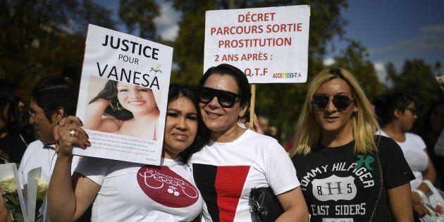 Arrêtons la désinformation, la loi prostitution ne met pas les personnes prostituées en danger de mort.