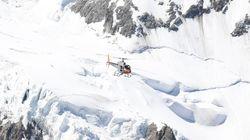 Une avalanche d'ampleur fait un mort et deux blessés en