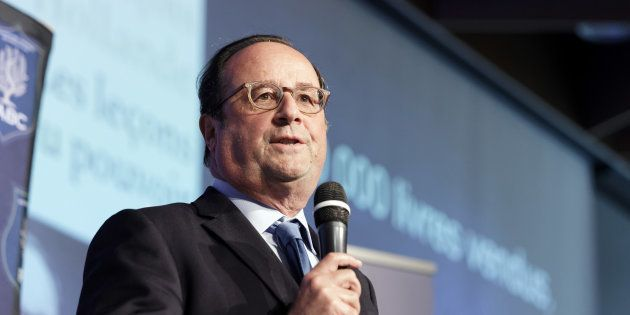 François Hollande à Lille le 18 juin