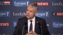 Laurent Wauquiez assume d'avoir invité Éric