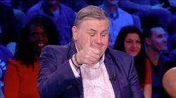 Énorme fou rire au CFC quand Pierre Ménès critique le match d'un joueur... qui ne jouait