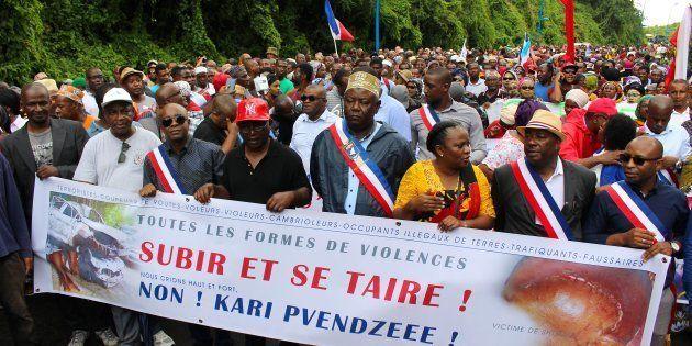 Annick Girardin arrive à Mayotte pour tenter de sortir de la crise, après trois semaines de