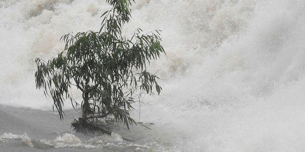 Les pluies de mousson sont exceptionnellement violentes cette année sur le nord-est de
