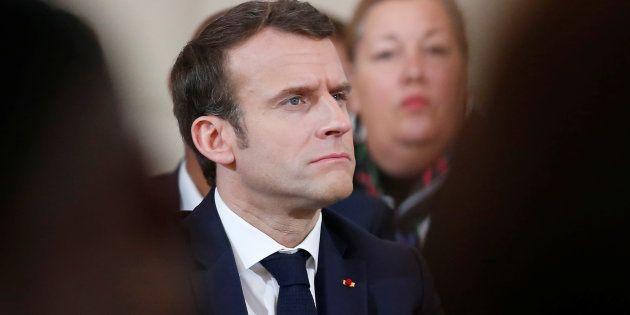 Emmanuel Macron entame ce lundi des discussions avec les chefs de parti pour voir comment tirer les conclusions...