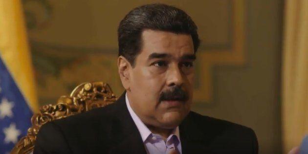 Dans une interview accordé à une télévision espagnole, Nicolas Maduro assurait qu'il n'y