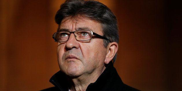 Jean-Luc Mélenchon ne sera pas candidat aux européennes parce qu'il a