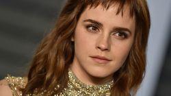 Emma Watson photographiée main dans la main avec un acteur de