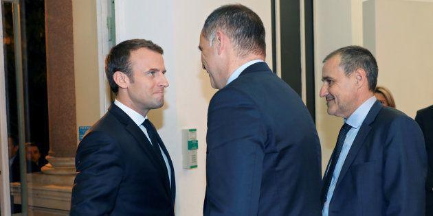 Les Corses (Gilles Simeoni et Jean-Guy Talamoni) sont reçus à Matignon avec un article clé en main pour...