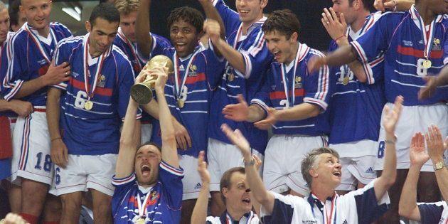 Coupe du Monde: un match de gala sur TF1 pour les 20 ans de France