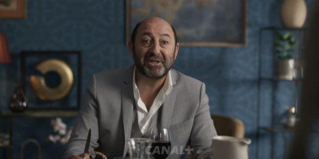 Kad Merad vous invite à un repas de famille pour la vidéo promotionnelle des