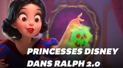 Comment Ralph 2.0 a repensé les princesses