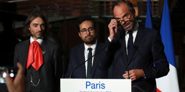 Le député LREM Cédric Villai, qui avait soutenu la campagne d'Anne Hidalgo en 2014 à Paris, verrait bien...