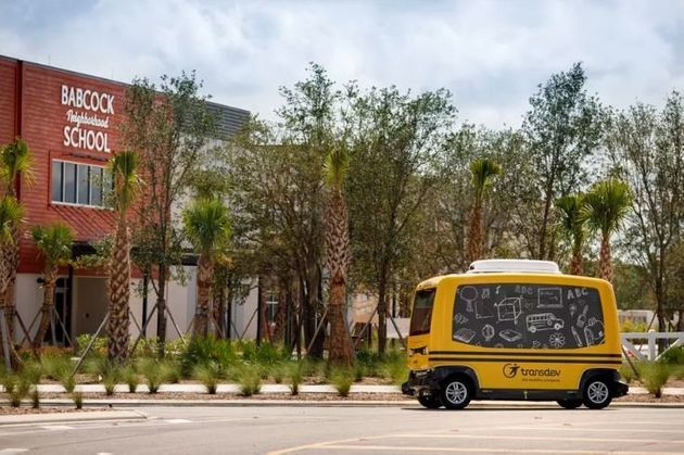 Le bus de ramassage scolaire américain ne ressemble plus à