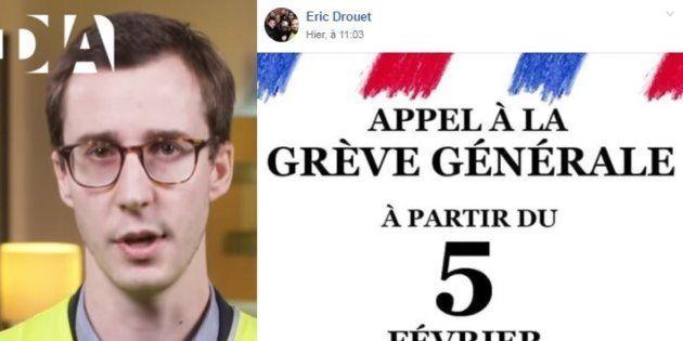 Avec sa grève générale illimitée, l'avocat rouennais François Boulo assoit son influence chez les gilets