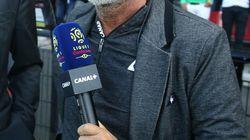 Repris par Stéphane Guy pendant OL-OM, Laurent Paganelli s'est sacrément