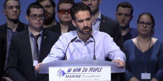 Davy Rodriguez visé par une plainte après la diffusion d'une vidéo visant ce proche de Marine Le
