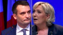 Ce discours de Florian Philippot ressemble plus à celui de Marine Le Pen qu'il ne veut bien