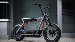 Cette Harley Davidson électrique est un scooter beaucoup plus