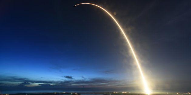L'armée américaine veut tester une théorie folle pour envoyer une fusée dans l'espace sans carburant...
