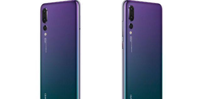 Dégradé, 3 objectifs: toutes les rumeurs sur le Huawei